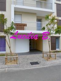 Immobilier de prestige : Location appartement type 2 avec parking | Lucilia B. : votre spécialiste de l'immobilier sur Tours et environs