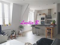 Immobilier de prestige : Location Appartement type 3 avec parking en hyper centre ville | Lucilia B. : votre spécialiste de l'immobilier sur Tours et environs