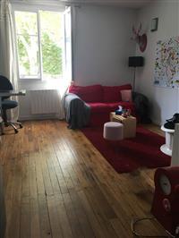 Immobilier de prestige : A louer appartement type 2 bis | Lucilia B. : votre spécialiste de l'immobilier sur Tours et environs