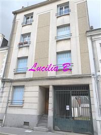 Immobilier de prestige : Location appartement T2 de 30.78m² aux Prébendes   Lucilia B. : votre spécialiste de l'immobilier sur Tours et environs