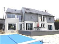 Immobilier de prestige : Villa contemporaine à vendre - Lucilia Brosset | Lucilia B. : votre spécialiste de l'immobilier sur Tours et environs