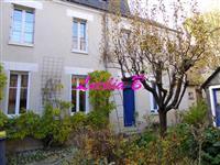 Immobilier de prestige : Maison de Charme à vendre - Lucilia Brosset | Lucilia B. : votre spécialiste de l'immobilier sur Tours et environs